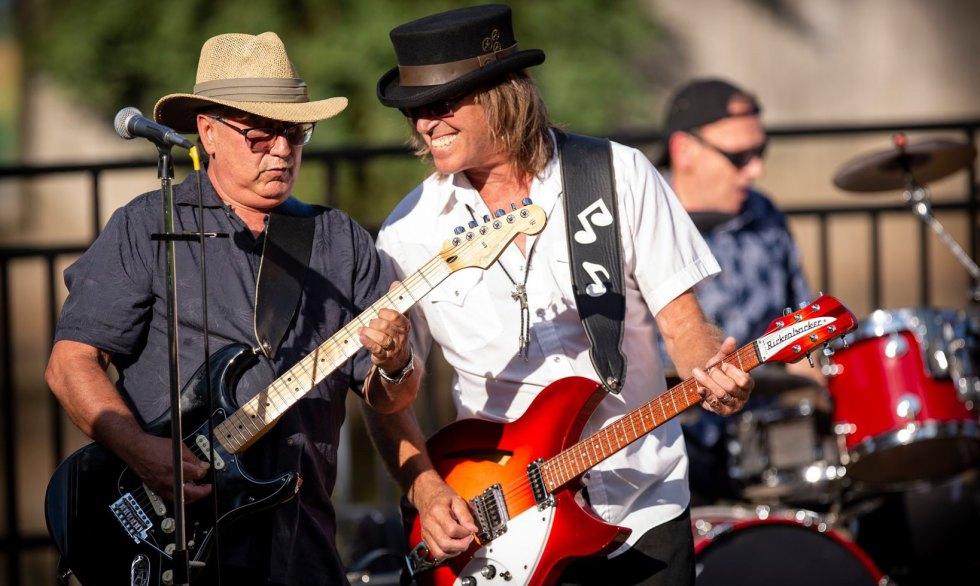 Best Tom Petty and the heartbreakers tribute band in michigan
